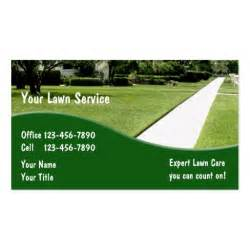 landscape business card landscaping business cards
