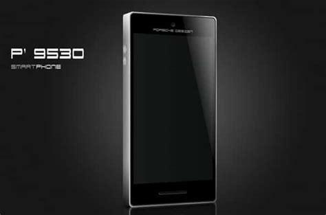 Porsche Design P9521 Cellphone Looks by Porsche Smartphone The New Luxury Cell Phone To Flaunt