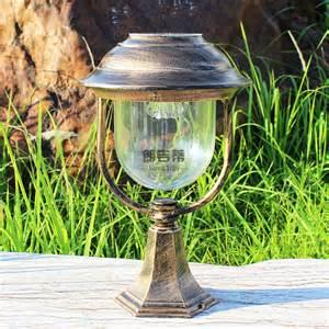solar lights l posts outdoor l post caplights ls solar lights outdoor garden l