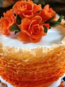 stunning frilled wedding cake florabunda amp cakeflorabunda amp cake