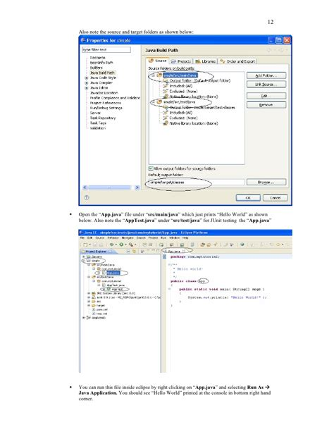 c tutorial for eclipse java eclipse maven jsf tutorial