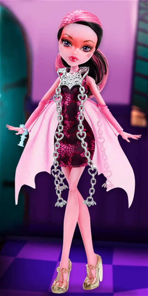 draculaura monster high characters monster high