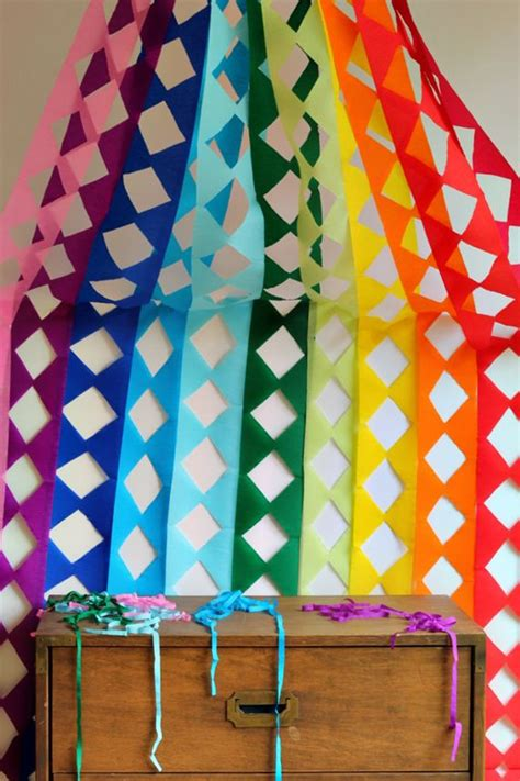 diy decorations using crepe paper 28 best with crepe paper images on