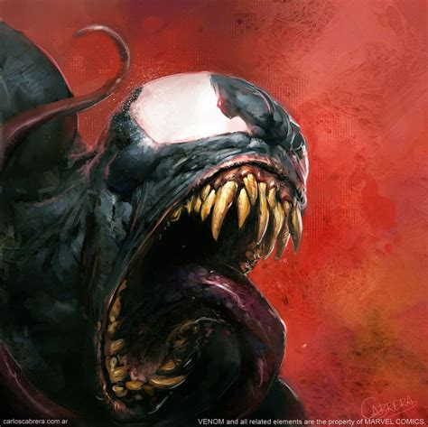 Venom By Artbycarlos On Deviantart