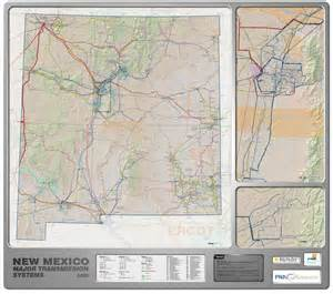 New Mexico Map Google by 2005 In New Mexico