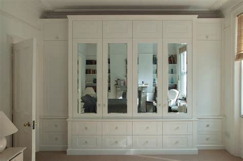 built in cupboards with mirror doors bedroom cupboards