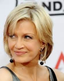 best haircuts for age 50 diane sawyer chin length hairstyles for women over age 50