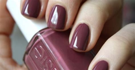 most mature nail colour the most popular essie nail polish color on pinterest see