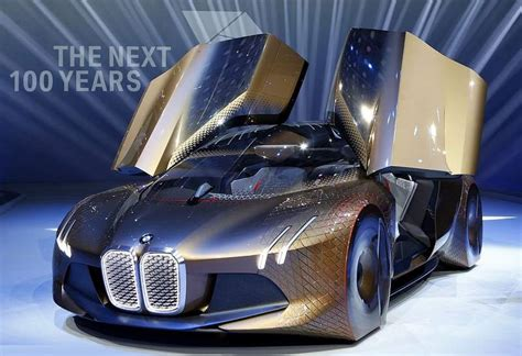 future bmw concept wordlesstech bmw the 100 years concept