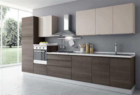 bagni e cucine cucina lineare modello romina offerte cucine e bagni