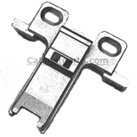 Grass Face Frame Adapter Baseplate with Lip 2.6MM Height
