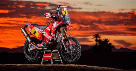 Rally Dakar Motorrad by Enduro21 Bikes Of The 2018 Dakar Rally