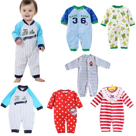 Clothes Baby 1 new newborn clothes baby boys clothes animal cotton 0 12 months ebay