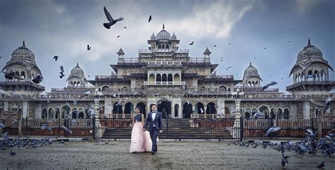 pre wedding shoot at jaipur ? creative wedding photography