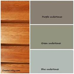 oak color paint createlivity is 5 ways to make oak work without