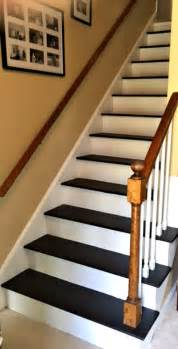 Removing Carpet From Stairs How To Remove Carpet From Stairs And Paint Them