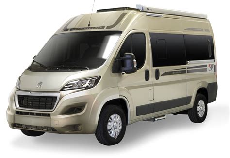 Sleeper Vans by Peugeot Motorhomes And Cer Vans Auto Sleepers