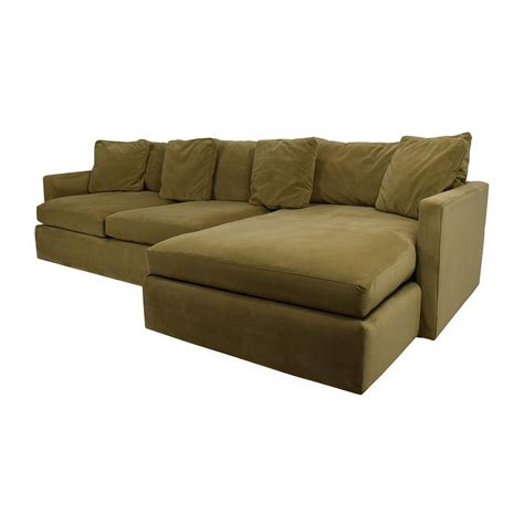 crate barrel sectional 2018 latest sectional crate and barrel sofa ideas