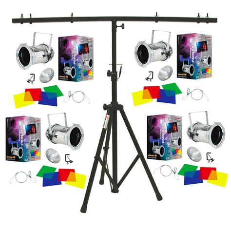 where can i buy disco lights 4 64 combo par can polished stage american dj lights