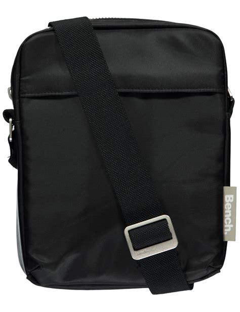 bench shoulder bags mens compact shoulder bag by bench ebay