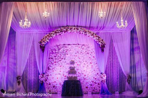 Floral & Decor in Dallas, TX Indian Wedding by William
