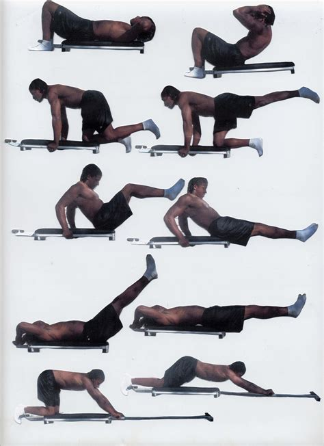 abdominal exercise machine