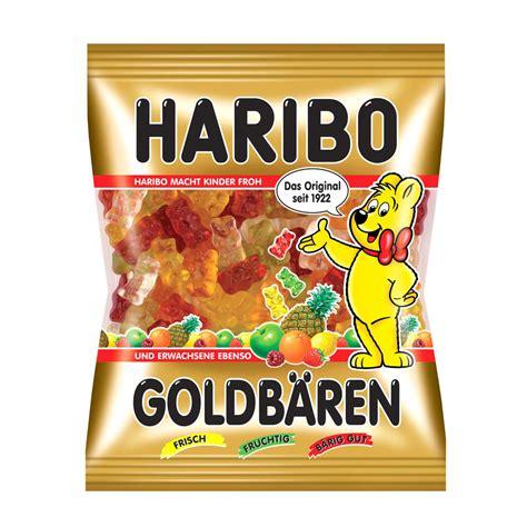 gummy bears haribo goldb 228 ren original german 200g