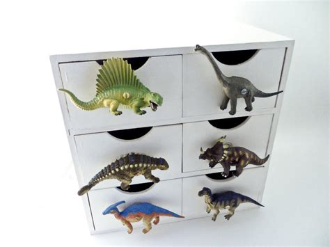 Boys Bathroom Sets Dinosaur Playroom Cupboard Knob Ankylosaur Dinosaur
