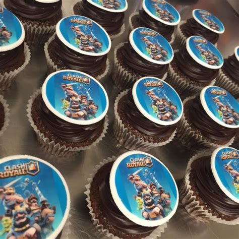 Home Decorating Items clash royale cupcakes three sweeties