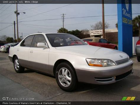 lexus es300 white 1993 lexus es 300 in white photo no 24023375 gtcarlot com