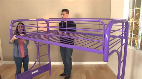 dorel home products twin over full futon bunk bed bunk beds dorel twin over full metal bunk bed