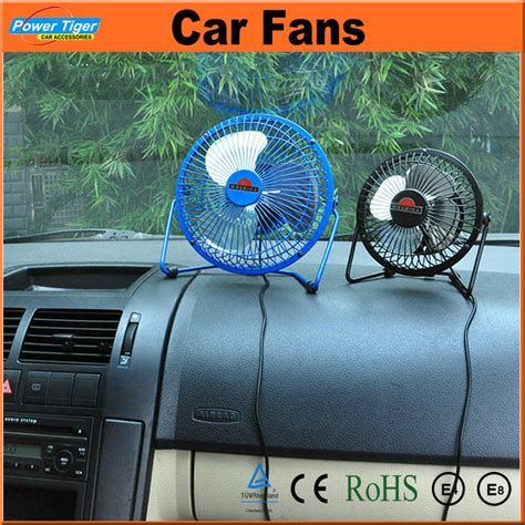 usb powered car fan new 12v powered usb mini automobile car fan vehicle