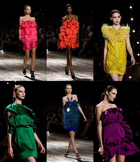 The Delicous Frocks Of Lanvin the delicious frocks of lanvin popsugar fashion