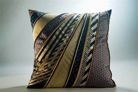 25 best ideas about tie pillows on no sew