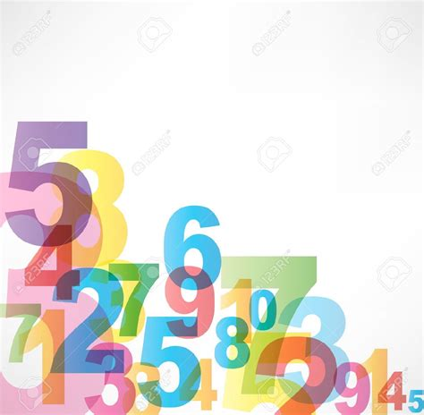 background design numbers math clipart background clipartxtras