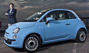Light Blue Fiat 500 Martin The Pingu Friendly Version Of Fiat S 500 Is