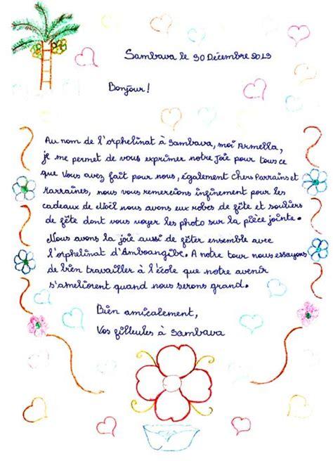 Lettre De Remerciement Voeux Exemple Lettre De Remerciement Voeux