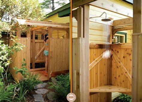 diy outdoor showers diy outdoor shower prepare homesteading