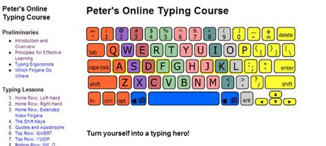 tutorial on keyboard typing 18 best sites how to type like a pro and stop pecking around