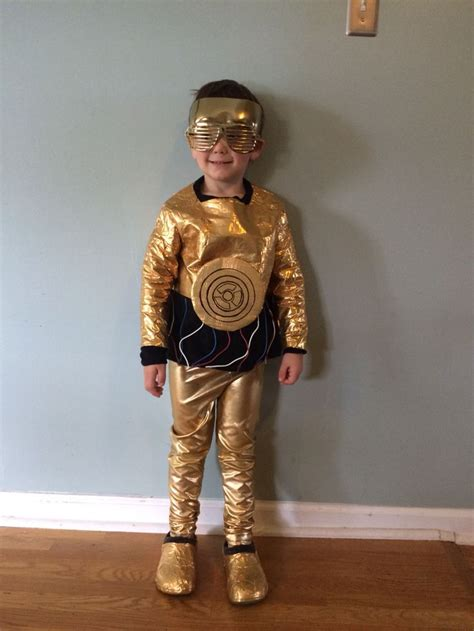 Handmade Wars Costumes - the 25 best ideas about c3po costume on 3