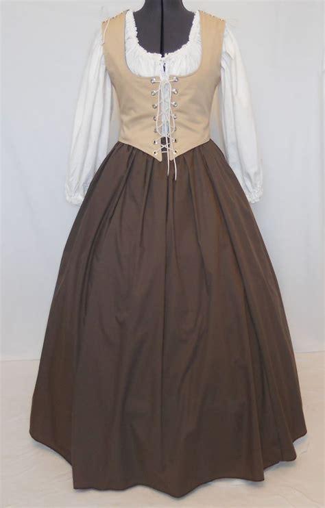 renaissance peasant dresses renaissance dress pirate tavern wench peasant costume