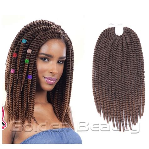 using crochet braids on thinning hair new arrival thin 1cm roots 12inch 60g 16 strands havana