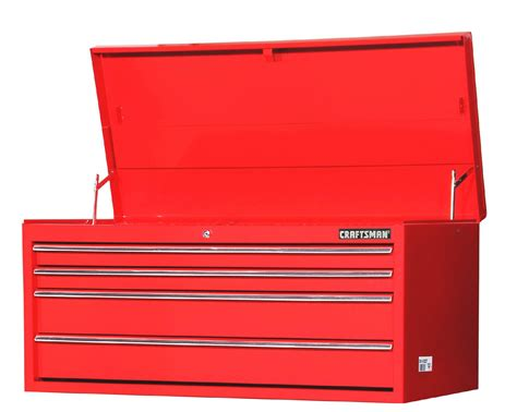 Craftsman Tool Box Bearing Drawer Slides by Craftsman 54 Quot 9 Drawer Pro Top Chest With Integrated Latch