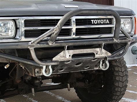 1985 toyota front bumper front bumper toyota truck 4runner 1984 1995 aor
