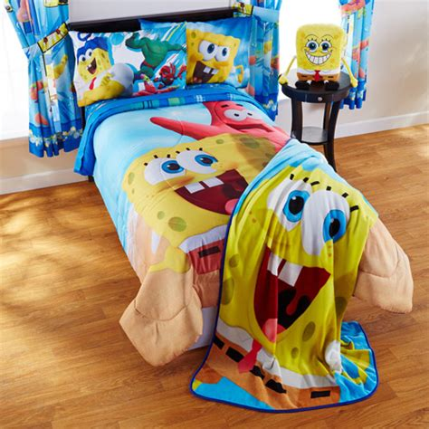spongebob bedroom set spongebob bedding tktb