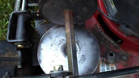 snapper lawn mower model p  propelled drive belt