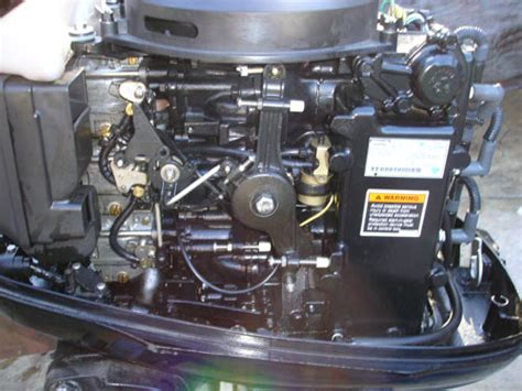 mercury outboard motor knocking noise what is the compression of a 60 hp mercury 2005 4 stroke