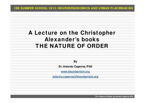 christopher alexander pattern language google books a lecture on the christopher alexander s books the nature