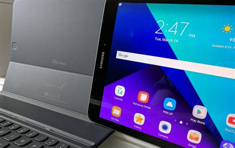 Tablet Samsung S4 galaxy tab s4 at mwc 2018 might disappoint slashgear