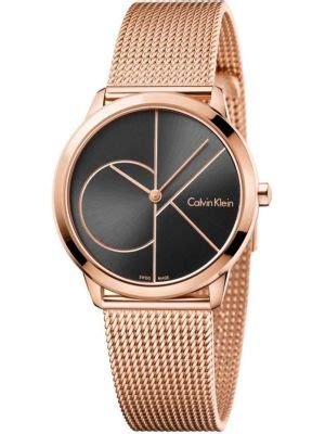 Ck Ck099 Brown Rosegold calvin klein watches official stockist creative co